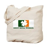 Irish SHEET METAL WORKER Tote Bag