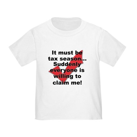 Everyone claims me - Toddler T-Shirt