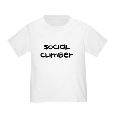Social Climber - Toddler T-Shirt