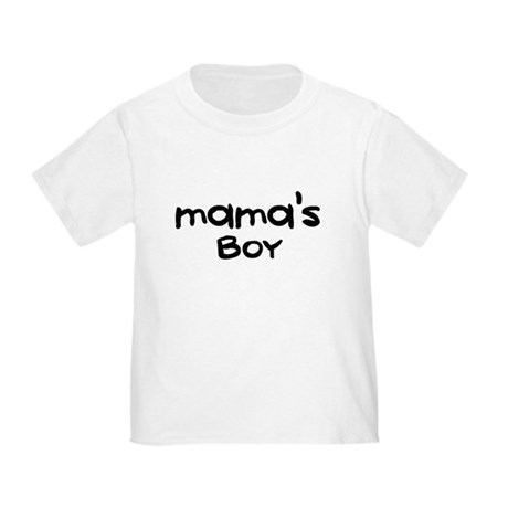 Mama's Boy - Toddler T-Shirt