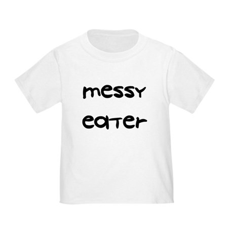Messy Eater - Toddler T-Shirt