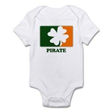 Irish PIRATE Infant Bodysuit