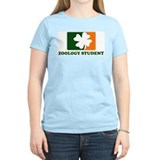 Irish ZOOLOGY STUDENT T-Shirt