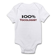 100 Percent Tocologist Infant Bodysuit