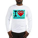 I (Heart) Fireflies Long Sleeve T-Shirt