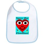 Save the fireflies! Bib