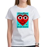Fireflies are for lovers Women's T-Shirt