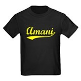 Vintage Amani (Gold) T