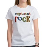 Vegetarians Rock Tee