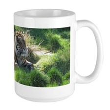 Helaine's Tiger Coffee Mug
