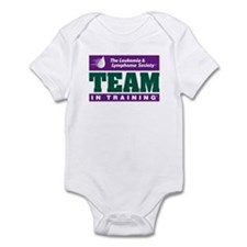 Team in Training Infant Bodysuit