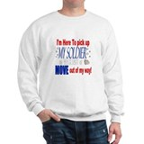 soldier HOMECOMING Sweatshirt
