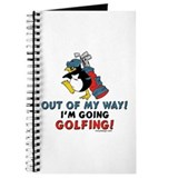 Golfing Penguin Journal