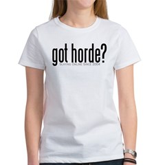 got horde Women's T-Shirt