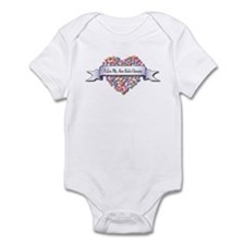 Love My Ham Radio Operator Infant Bodysuit
