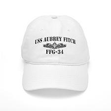 USS AUBREY FITCH Baseball Cap