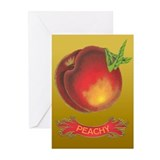 Peachy Greeting Cards (Pk of 10)
