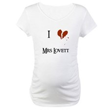 I heart Mrs. Lovett Shirt