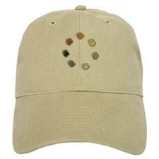 BEAR PRIDE BEAR PAWS/CIRCLE Baseball Cap