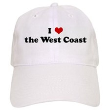 I Love the West Coast Cap