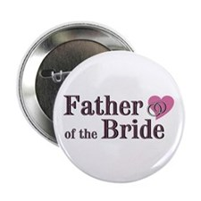 "Father of Bride II 2.25"" Button (10 pack)"