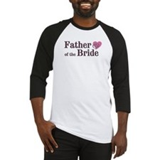 Father of Bride II Baseball Jersey