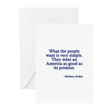 What People Want Greeting Cards (Pk of 20)