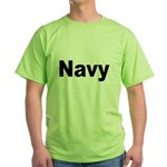 Navy Green T-Shirt