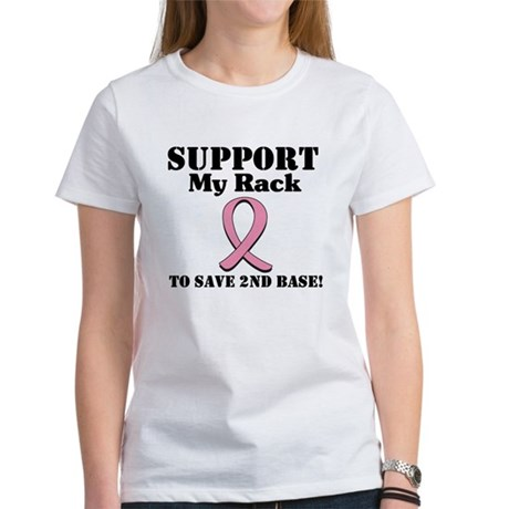 Support My Rack Women's T-Shirt