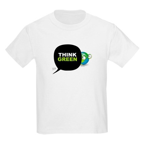 Think Green v3 Kids Light T-Shirt