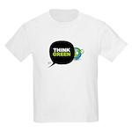 Think Green v3 Kids Light T-Shirt