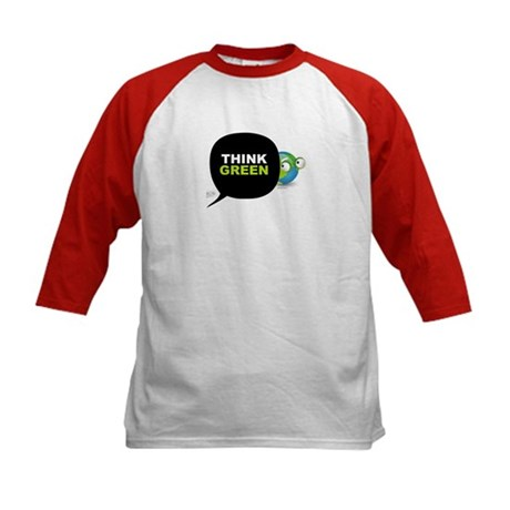 Think Green v3 Kids Baseball Jersey