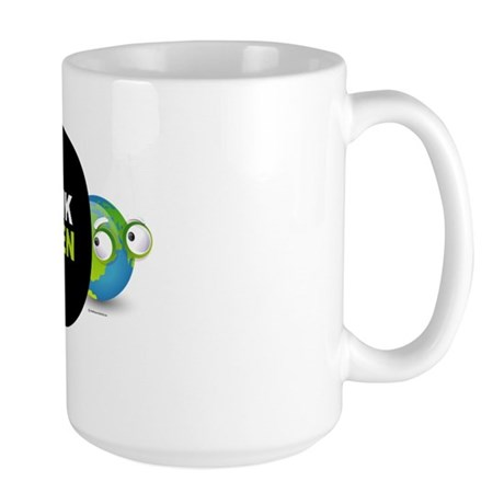 Think Green v3 Large Mug