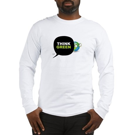 Think Green v3 Long Sleeve T-Shirt