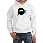 Think Green v3 Hooded Sweatshirt