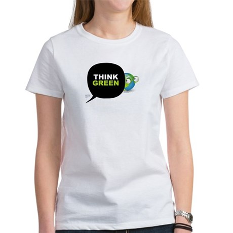 Think Green v3 Women's T-Shirt