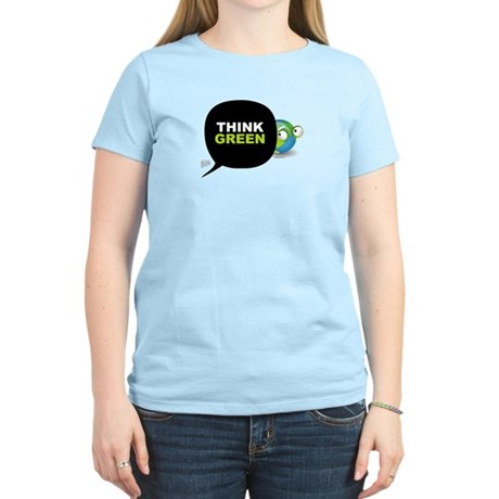 Think Green v3 Women's Light T-Shirt