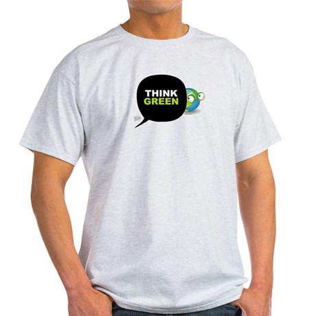 Think Green v3 Light T-Shirt