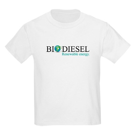 Biodiesel Kids Light T-Shirt