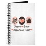 Peace Love Japanese Chin Journal