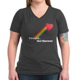 """Straight Not Narrow"" Shirt"