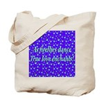 Firefly Enchantment Tote Bag