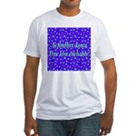 Firefly Enchantment Fitted T-Shirt