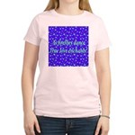 Firefly Enchantment Women's Pink T-Shirt