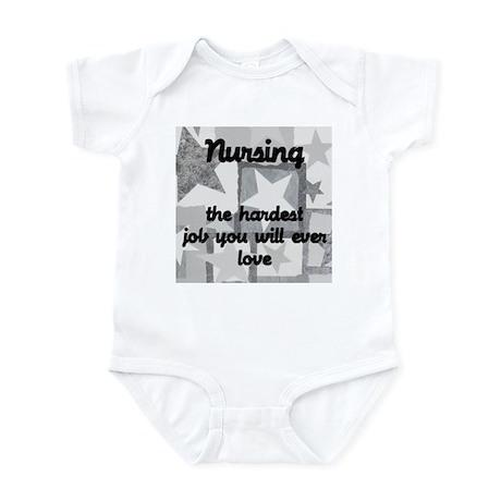 Hardest job you love Infant Bodysuit