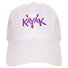 Kayaking Baseball Cap