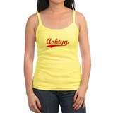 Vintage Ashtyn (Red) Ladies Top