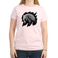 Horse Sketch Women's Light T-Shirt