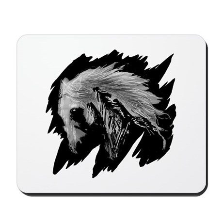 Horse Sketch Mousepad