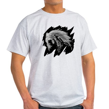 Horse Sketch Light T-Shirt